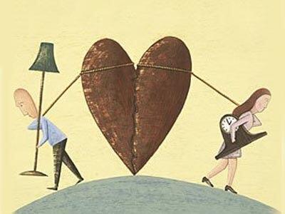 کاهش طلاق