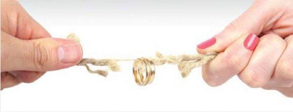تهدید به طلاق ممنوع